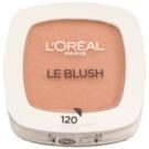 L'Oréal Paris Le Blush colorete tono 120 Sandalwood Rose 5 g