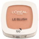 L'Oréal Paris Le Blush tvářenka odstín 120 Sandalwood Rose 5 g