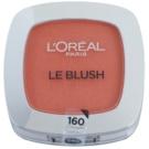 L'Oréal Paris Le Blush tvářenka odstín 160 Peach 5 g