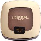 L'Oréal Paris Color Riche L'Ombre Pure Eye Shadow Color 106 Breaking Nude Matte
