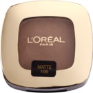L'Oréal Paris Color Riche L'Ombre Pure szemhéjfesték  árnyalat 106 Breaking Nude Matte