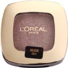 L'Oréal Paris Color Riche L'Ombre Pure szemhéjfesték  árnyalat 201 Cafe Saint Germain Nude