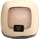 L'Oréal Paris Color Riche L'Ombre Pure cienie do powiek odcień 206 little Beige Dress Nude 1 szt.