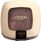 L'Oréal Paris Color Riche L'Ombre Pure szemhéjfesték  árnyalat 502 Quartz Fumé Lumiere