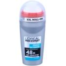 L'Oréal Paris Men Expert 48 Hours Dry Non-stop Antiperspirant For Men (Fresh Extreme, Roll-On) 50 ml