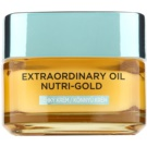 L'Oréal Paris Extraordinary Oil Nutri-Gold leichte nährende Öl-Creme 50 ml