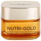 L'Oréal Paris Nutri-Gold crema nutritiva cu micro-perle de ulei Nourishing Cream with Micro-beads of Oil 50 ml
