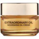 L'Oréal Paris Extraordinary Oil crema  nutritiva con aceite  contra signos de cansancio (Nourishnig Oil-Cream, Anti-Fatigue) 50 ml