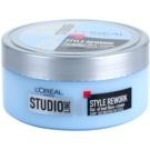 L'Oréal Paris Studio Line Out Of Bed modelierende Creme (Fibre Cream Gel 24 h Messed Up Effect) 150 ml