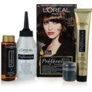 L'Oréal Paris Préférence tinte de pelo 4.15/M1 Caracas 1 tapa