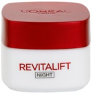 L'Oréal Paris Revitalift nočný spevňujúci a protivráskový krém pre všetky typy pleti (Night Cream Anti-Wrinkle + Firming) 50 ml