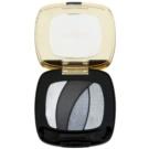 L'Oréal Paris Color Riche Shocking oční stíny s aplikátorem odstín S11 (Fascinating Silver) 2,5 g