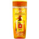 L'Oréal Paris Elvive Smooth-Intense Shampoo gegen strapaziertes Haar (Anti-Frizz Shampoo) 250 ml