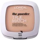 L'Oréal Paris True Match kompaktní pudr odstín 1R/1C Rose Ivory 9 g