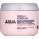 L'Oréal Professionnel Série Expert Lumino Contrast Regenerating Mask For Highlighted Hair With Nutricéride 200 ml