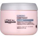 L'Oréal Professionnel Série Expert Lumino Contrast mascarilla regeneradora para cabello con mechas  200 ml