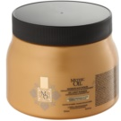 L'Oréal Professionnel Mythic Oil Oil Mask for Normal and Fine Hair  paraben and silicone free (Oil Light Masque - Osmanthus and Ginger Oil) 500 ml