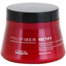 L'Oréal Professionnel Pro Fiber Rectify masca pentru regenerare pentru par fin si normal (Mask Takes its Cue from Skincare with its Outstanding Texture that Melts into the Hair Fiber) 200 ml