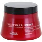 L'Oréal Professionnel Pro Fiber Rectify regeneráló maszk vékonyszálú és normál hajra  200 ml
