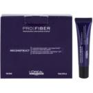 L'Oréal Professionnel Pro Fiber Reconstruct tratamiento regenerador  para cabello muy seco y dañado  10 x 15 ml