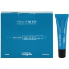 L'Oréal Professionnel Pro Fiber Restore Regenerating Treatment For Damaged, Chemically Treated Hair (Care Activator, the Technical Masque, According to a Professional Layering Technique) 10x 15 ml