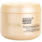 L'Oréal Professionnel Série Expert Absolut Repair Lipidium masca pentru regenerare pentru par foarte deteriorat  200 ml