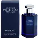 Lorenzo Villoresi Patchouli eau de toilette mixte 100 ml