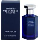 Lorenzo Villoresi Patchouli Eau de Toilette unissexo 50 ml