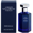 Lorenzo Villoresi Patchouli eau de toilette mixte 50 ml