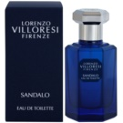 Lorenzo Villoresi Sandalo Eau de Toilette unisex 50 ml