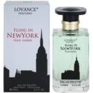 Lovance Fling in New York Eau de Toilette für Herren 100 ml