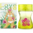 Love Love Sun & Love eau de toilette para mujer 100 ml