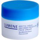 Lumene Arctic Aqua Deep Moisturizing Cream For Normal And Dry Skin  50 ml