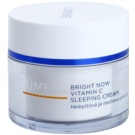 Lumene Bright Now Vitamin C nočna krema za obraz (Sleeping Cream) 50 ml
