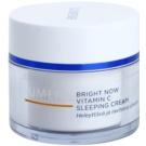 Lumene Bright Now Vitamin C nočna krema za obraz  50 ml