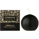 Luminum Candle Premium Aromatic Vanilla illatos gyertya    kicsi (Sphere 60 mm, 15 Hours)