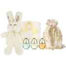 M. Micallef Baby's Collection ajándékszett I. Eau de Parfum 3 x 30 ml + plüssjáték