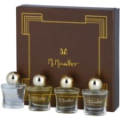 M. Micallef Mini lote de regalo I. Akowa + Emir + Pure + Ananda Dolce eau de parfum 4 x 5 ml