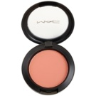 MAC Powder Blush arcpirosító árnyalat Melba (Powder Blush) 6 g