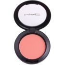 MAC Sheertone Blush tvářenka odstín Peaches (Sheertone Blush) 6 g