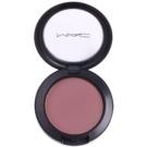 MAC Sheertone Shimmer Blush arcpirosító árnyalat Sweet as Cocoa (Sheertone Shimmer Blush) 6 g