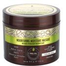 Macadamia Natural Oil Pro Oil Complex hranilna maska za lase z vlažilnim učinkom (Pro Oil Complex - Macadamia & Argan Oil Blend) 236 ml