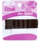 Magnum Hair Fashion Hair Pins,  Brown 10 pc