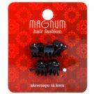 Magnum Hair Fashion Hair Clips Black 5 pc