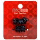 Magnum Hair Fashion Haarspange Black 5 St.