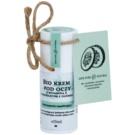 Make Me BIO Face Care krema za predel okoli oči z vitaminom E in izvlečkom kumare (100% Pure and Natural) 15 ml