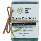 Make Me BIO Soaps Naturseife mit  Olivenöl (100% Pure and Natural) 100 g