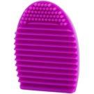Makeup Revolution Accessories silikonski pripomoček za čiščenje čopičev (Pro Cleanse Brush Tool)