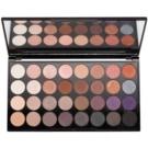 Makeup Revolution Affirmation paleta farduri de ochi cu oglinda mica 30 g