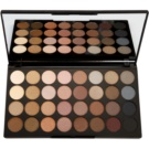 Makeup Revolution Beyond Flawless paleta očních stínů (32 Ultra Professional Eyeshadows) 16 g